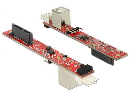 Konverter SATA Slim 13 Pin an USB 2.0, Delock® [62651]