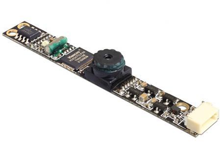 USB 2.0 IR Kameramodul 1, 92 Megapixel 55° Fixfokus, Delock® [95954]
