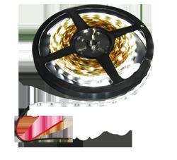 LED Leiste, 30W, 12V, 4800 lm, 3000K, (warmweiß), dimmbar, A++, 120____deg; Abstrahlwinkel, hochflexibel, selbstklebende Rückseite