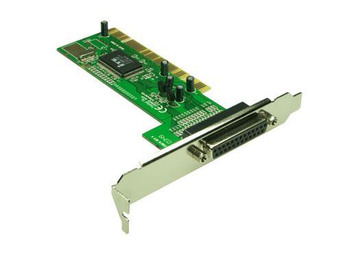 Parallele Schnittstellenkarte, 1-fach, 32-Bit, PCI