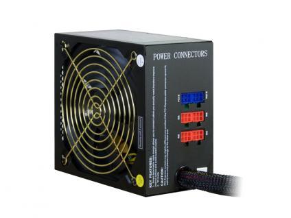 Netzteil, CombatPower, CPM-750W Modular