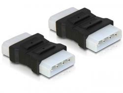 Adapter, 4pin Molex Stecker an Stecker, Delock® [65044]
