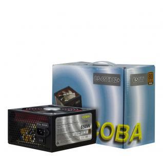 Netzteil, Power CS-650 IT, 650W, 80+ Bronze, Coba® [88882081]