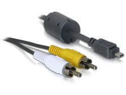 Kamera Kabel, AV an 8pin für Nikon, Delock® [82381]