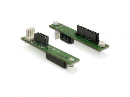 Adapter SATA Slim 13pin an SATA, Delock® [61667]
