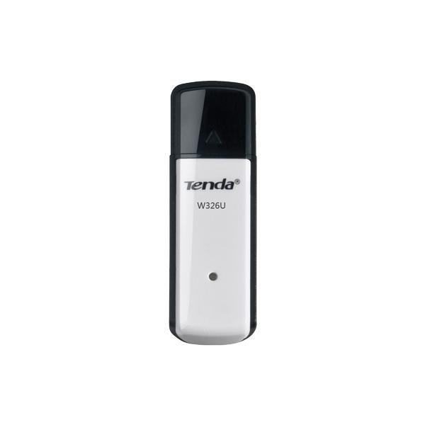 Adapter, USB Wireless, 300 MBit/s, Tenda® [W326U]