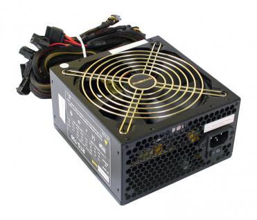 Rhombutech® Silent Giant Netzteil 750W, ATX 2.0, 14cm Lüfter