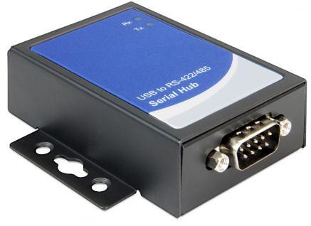 Adapter USB 2.0 zu 1 x Seriell RS-422/485, Delock ® [87585]
