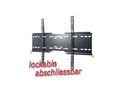 Wandhalter für LCD TV für Bildschirme 50'- 1 00' (127- 254 cm), Belastung bis 100 kg, My Wall®