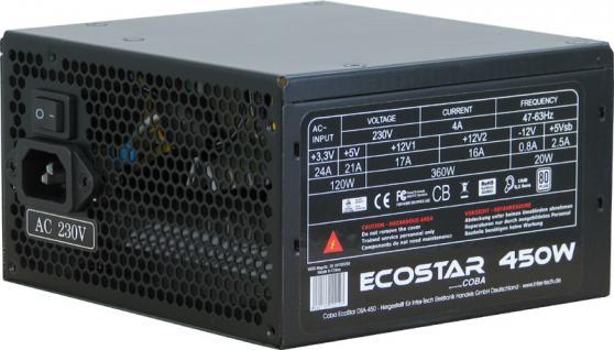 Coba® ATX Netzteil EcoStar 80+ 450W