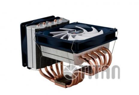 CPU-Kühler, Fenrir-Siberia, Heatpipe, Titan® [TTC-NC55TZ(RB)]
