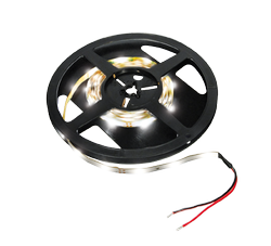LED Leiste, 12W, 12V, 1200 lm, 6000 K, (kaltweiß), dimmbar, A+, 120____deg; Abstrahlwinkel, hochflexibel, selbstklebende Rückseite