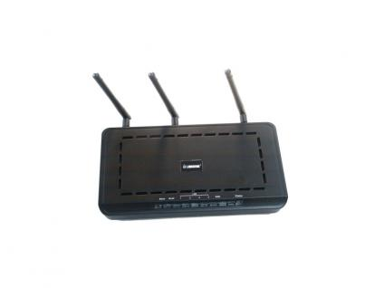 Longshine® Wireless Router (2T3R), mit 4x 10/100Mbps Switch, 300Mbps [LCS-WR5-3214N-A]