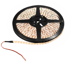 LED-Leiste, 30W, 12V, 2400 lm, 3000K, (warmweiß), dimmbar, A, 120____deg; Abstrahlwinkel, hochflexibel, selbstklebende Rückseite