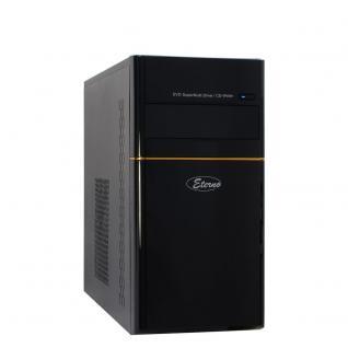 Computergehäuse mATX, USB 3.0, WN-51 Draco, ohne Netzteil, CardReader, Eterno® [88881159]