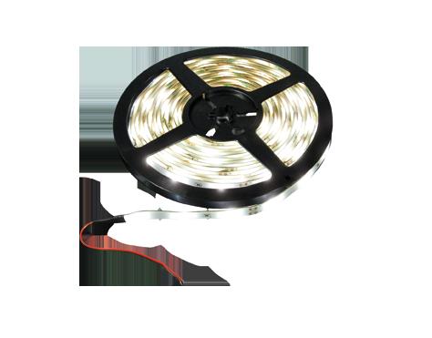 LED Leiste, 12W, 12V, 1200 lm, 6000K, (kaltweiß), dimmbar, A+, 120____deg; Abstrahlwinkel, hochflexibel, selbstklebende Rückseite