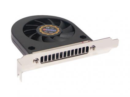 Titan® PC-Cooler, TTC-004T2B, Slot-Montage