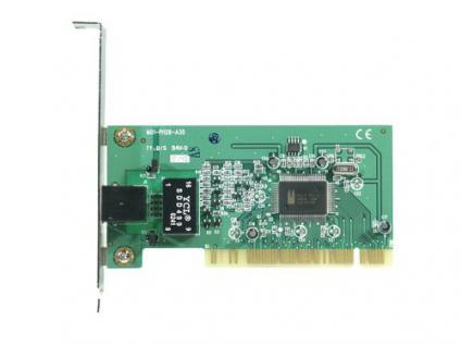 Longshine® LCS-8051A, PCI/ISDN Karte