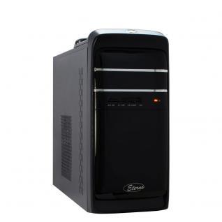 Computergehäuse mATX, USB 3.0, WN-52 Hydra, ohne Netzteil, CardReader, Eterno® [88881160]