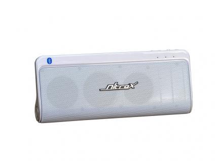 Bluetooth Lautsprecher, weiß, M9
