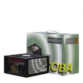 Netzteil, Power CS-550 IT, 550W, 80+ Bronze, Coba® [88882065]
