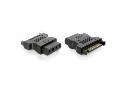 Adapter Power für IDE Laufwerk an 4 Pin, Delock® [82326]