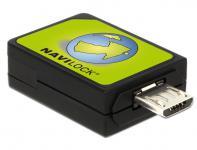 GPS Empfänger Micro USB Stick NL-650US MTK MT3337, Navilock® [60134]