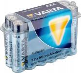 Varta® Batterie, (4103) Energy (Alkaline), LR03 (AAA), Micro, 1, 5V, 12er Box