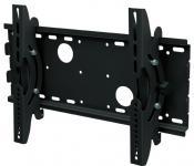 Flachbildschirm-Wandhalter 32'-63', 75kg, Neigung 15____deg;, schwarz, My Wall®