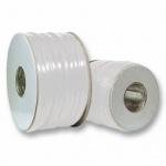 Modular-Flachbandkabel 6-adrig hellgrau, 100m-Rolle, Good Connections®