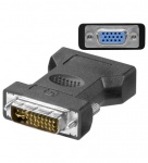kabelmeister® Adapter VGA-Buchse an DVI-Stecker