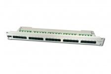 Digitus® Cat. 3 ISDN Patch Panel, 25-fach