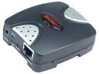 Longshine® LCS-PS101-2, 1 Port USB 2.0 Printserver