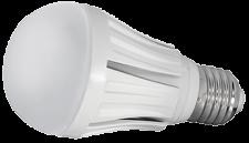 LED-Lampe, 12W, 230V, 1080 lm, 3000K, (warmweiß), nicht dimmbar, A+, 180____deg; Abstrahlwinkel