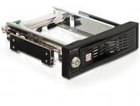 Wechselrahmen 5, 25 für 3, 5 SATA HDD, Delock® [47191]