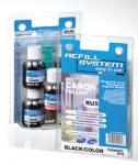 Refill-System für Canon Pixma IP (RU5) Fullsetblack/color