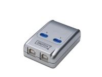Digitus® USB 2.0 Share Switch, 2-fach, hot key