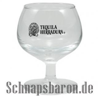 Tequila Herradura Glas 4 cl - Vorschau