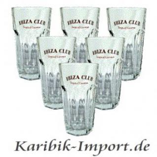Ibiza Club Cocktailglas 6er Set - Vorschau
