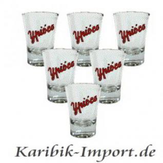 Cachaca Ypioca Glas 6 x 60 ml - Vorschau