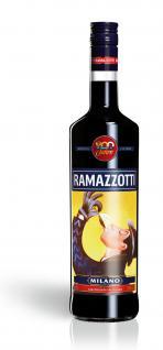 Ramazzotti Nostalgie-Edition 200 Jahre 1 Liter Motiv 2