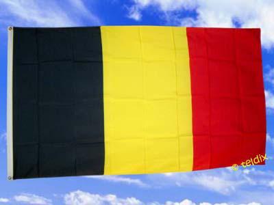 Fahne Flagge BELGIEN 150 x 90 cm