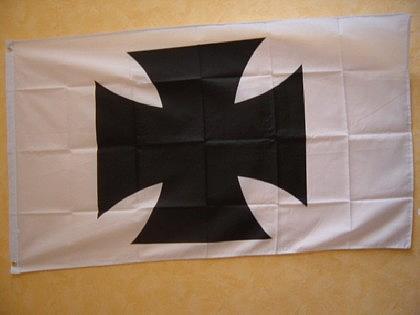Fahne Flagge EISERNES KREUZ 150 x 90 cm