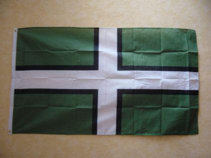 Fahne Flagge DEVON 150 x 90 cm