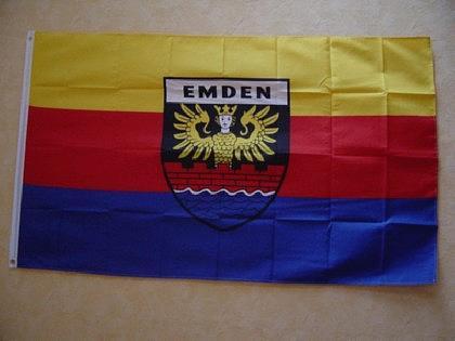 Fahne Flagge EMDEN 150 x 90 cm