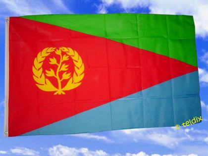 Fahne Flagge ERITREA 150 x 90 cm
