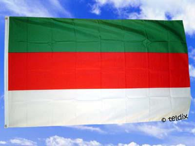 Fahne Flagge HELGOLAND 135 x 90 cm