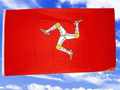 Fahne Flagge ISLE OF MAN 150 x 90 cm