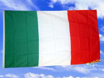 Fahne Flagge ITALIEN 150 x 90 cm