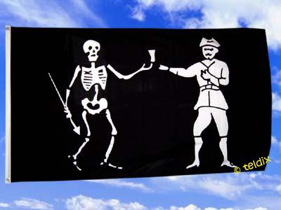 Fahne Flagge JOLLY ROGER 150 x 90 cm